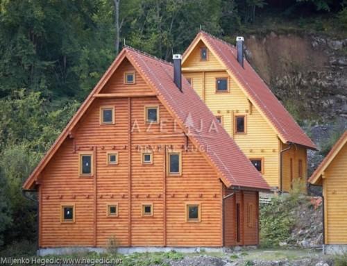 Drvena kuća Bjelolasica