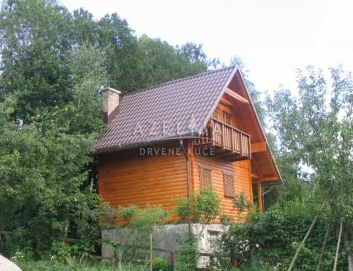 Drvena kuća Fužine