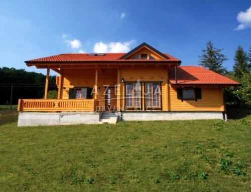 Drvena kuća Irena