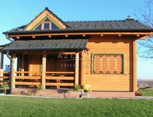 Drvena kuća Ema