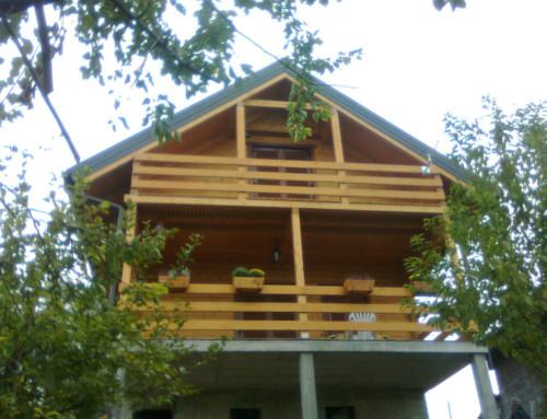 Drvena kuća Maria