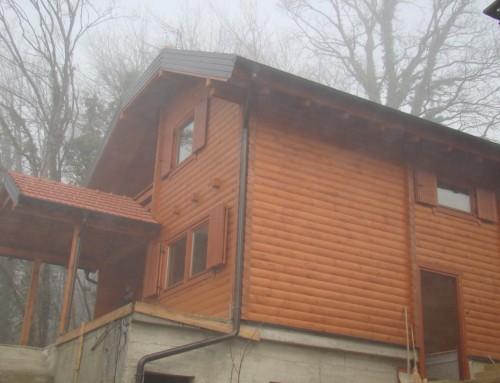 Drvena kuća Dubravka