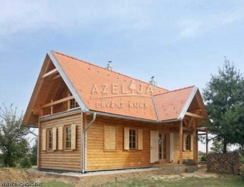 Drvena kuća Hižica