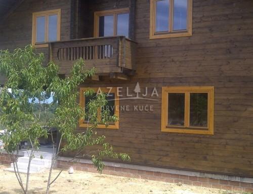 Drvena kuća Višnja